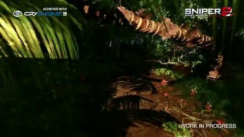 Sniper Ghost Warrior 2 - CryEngine 3 Demo