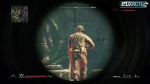 Sniper Ghost Warrior PS3 (Test - Note 14/20)