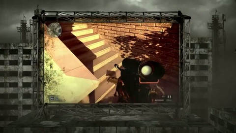 Snipers - Invisible, Silent, Deadly Trailer - PS3 Xbox360 PC.mp4