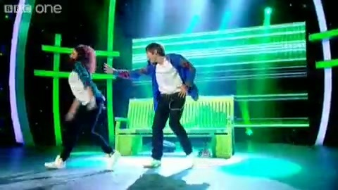So you think you can dance - Tommy & Charlie (BBC)