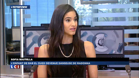 Sofia Boutella, danseuse de Madonna et désirée par Michael Jackson