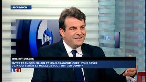 """Solère : """"On ne désigne pas notre candidat pour 2017 mais le président de l'UMP"""""""