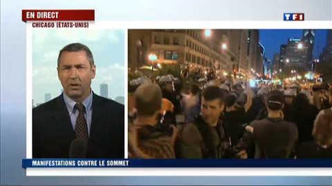 Sommet de l'Otan : Chicago en état de siège