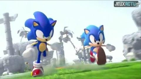 Sonic Generations : Les coulisses du Jeu par Takashi Iizuka