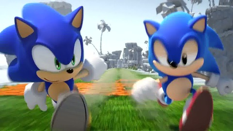 Sonic the Hedgehog 20th Anniversary - Teaser Trailer - PS3 Xbox360