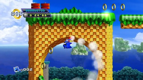 Sonic The Hedgehog 4 Episode 2 - Trailer JP - PS3 Xbox360.mp4