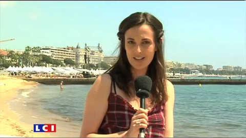 Sophie Soulignac à Cannes