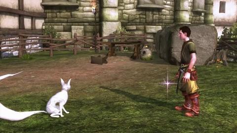 Sorcery - Starting Block - PS3