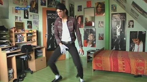 Le sosie officiel de Michael Jackson!