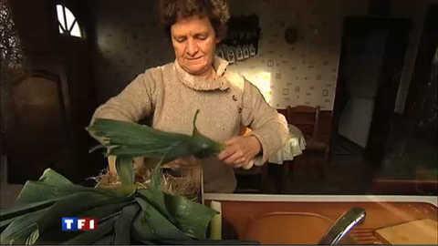 Les soupes d'hiver : la soupe de légumes du Nord