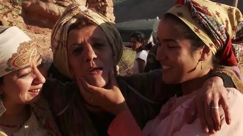 LA SOURCE DES FEMMES Bêtisier du tournage