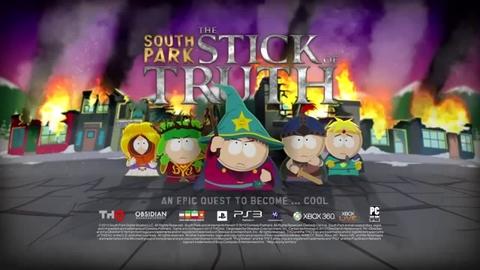 South Park The Stick of Truth - Trailer E3 2012