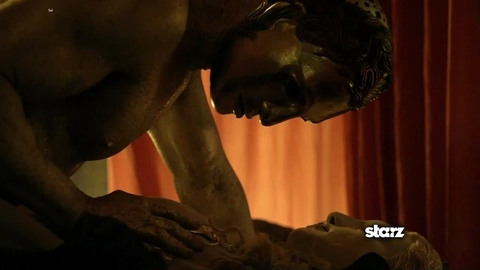 Spartacus: C'est de plus en plus sexe ! Episode 9 Viva Bianca