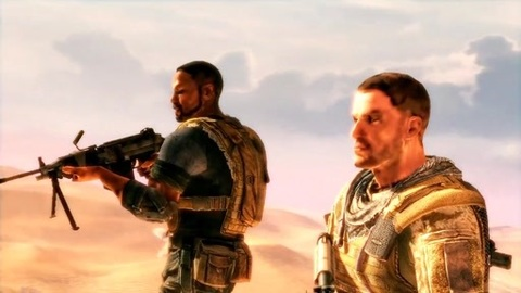 Spec Ops The Line : Characters Trailer