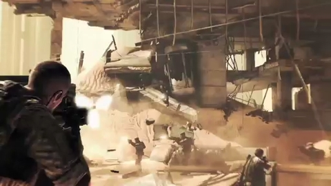 Spec Ops The Line - Trailer - Xbox360/PS3