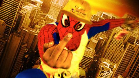 Spider-Man 3,5 - la parodie !