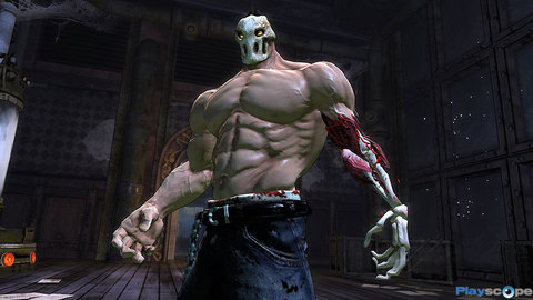 Splatterhouse - Starting Block - PS3 Xbox360
