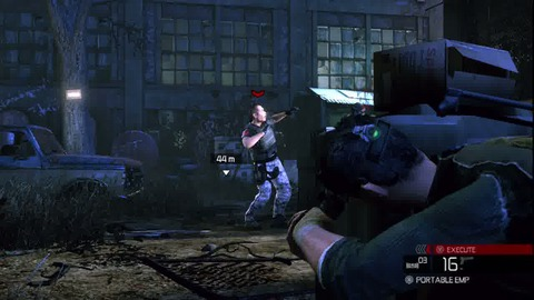 Splinter Cell Conviction – Gameplay Démo