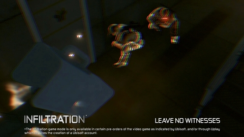 Splinter Cell Conviction - Multiplayer Details