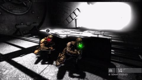 Splinter Cell Conviction - Vignette #11 - Techniques en COOP