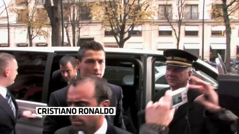Sporty News: Cristiano Ronaldo ne sait pas se garer