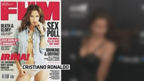Sporty News: Cristiano Ronaldo et Irina Shayk, la rupture ?