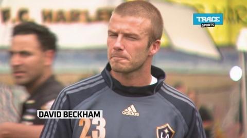 """Sporty News: David Beckham a eu """"le meilleur cadeau du monde"""" pour ses 37 ans"""