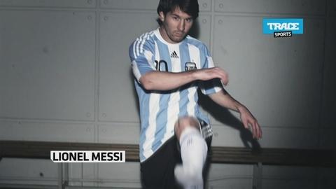 Sporty News: Messi insaisissable au sujet de sa paternité