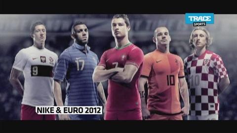 Sporty News: Les nouveaux maillots de l'Euro 2012 dévoilés
