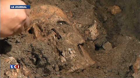 Le squelette de La Joconde découvert à Florence ?