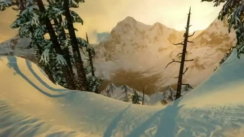 SSX - Own the Planet : Himalayas