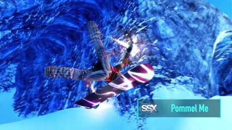 """SSX - Trailer de Présentation """"Zoe Payne"""" - Xbox 360"""