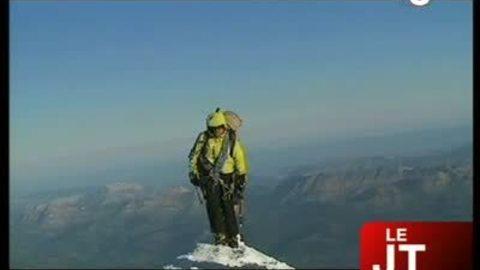 Stage de préparation à l'Alpinisme (Saint-Gervais)