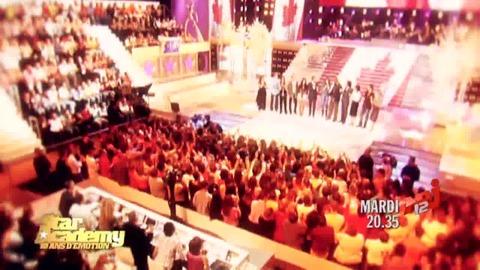 STAR ACADEMY 10 ANS D'EMOTION : Teaser Céline Dion (13/12/12)