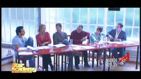 STAR ACADEMY 10 ANS D'EMOTION : Mardi 13 décembre sur NRJ 12