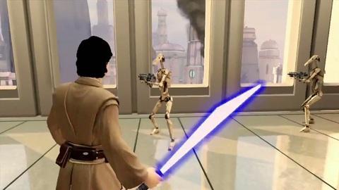Star Wars - E3 2011 Kinect Trailer - Xbox360