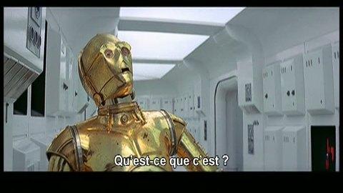 Star Wars - Intégrale Blu-ray - Extrait Un Nouvel espoir