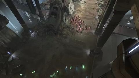 Star Wars The Old Republic - Trailer - E3 2009 - Xbox360