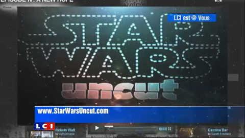 Star Wars Uncut, le projet fou des internautes enfin terminé