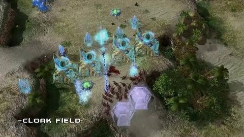 Starcraft 2 Heart of the Swarm - Présentation de nouvelles unités