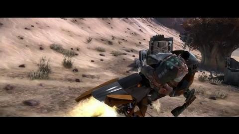 Starhawk - New trailer HD