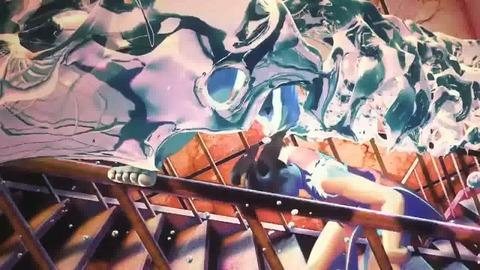 Street Fighter x Tekken : M.Bison/Juri Vs. Jin/Xiaoju Trailer