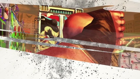 Street Fighter X Tekken - Ibuki trailer