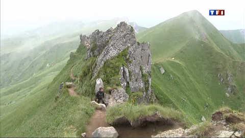 Les sublimes paysages volcaniques du Puy-de-Dôme