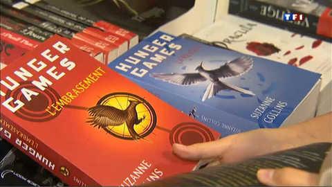 """Le succès de """"Hunger Games"""" chez les jeunes lecteurs"""