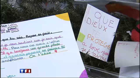 Suicide d'une fillette : le choc à Pierre-bénite
