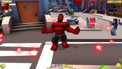Super Hero Squad Online - Red Hulk Vignette - PC.mp4