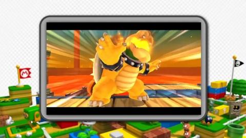 Super Mario 3D Land - Trailer de lancement