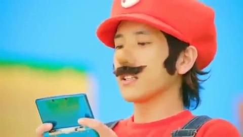 Super Mario 3D Land - TV Commercial 5 - JP - 3DS.mp4