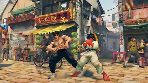 Super Street Fighter IV - PC - PS3 - XBOX 360 - Les nouveaux personnages